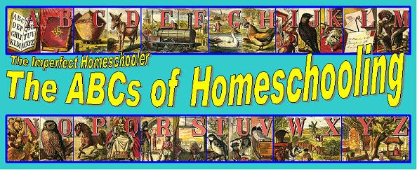 ABCs of Homeschooling - Copy